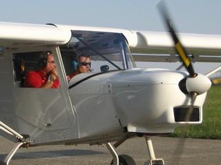 Aéro-club Périgord ULM, offrez un vol sur les châteaux de Dordogne